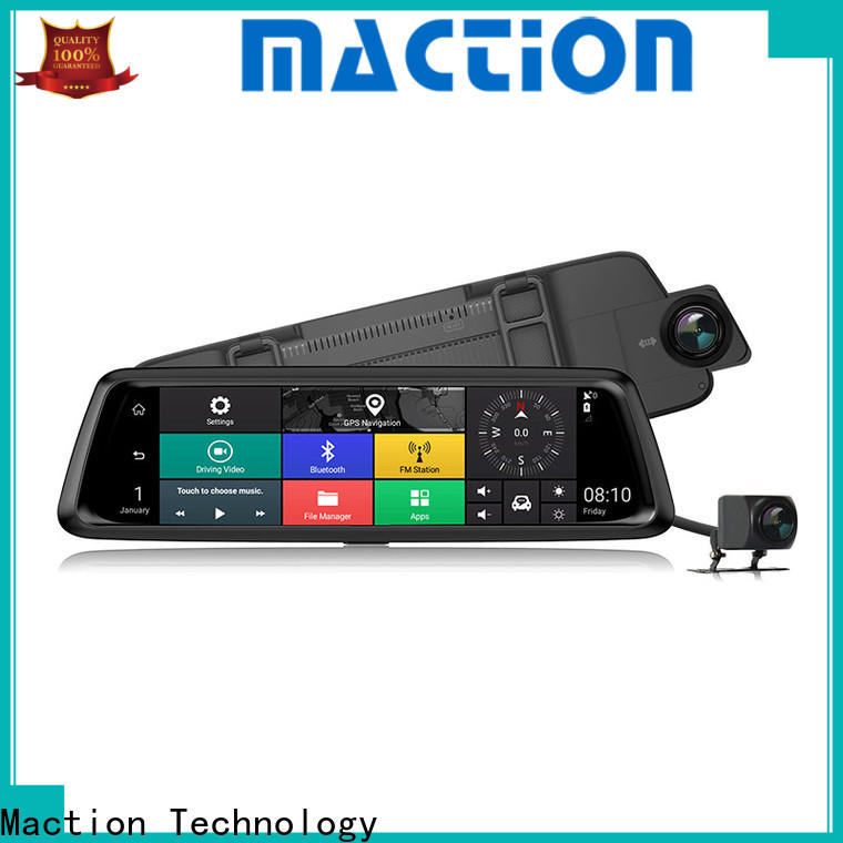 Maction Latest hd dash cam factory for street