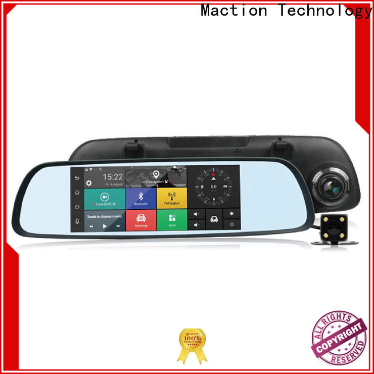 Maction Best wifi car camera Supply for park
