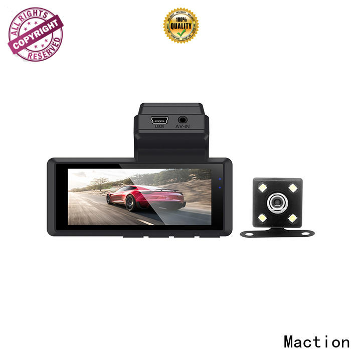 Maction Custom car dash camera system company for street