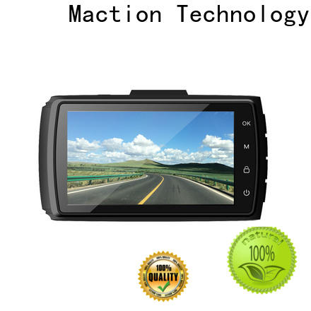Maction Top car dash cam video recorder Supply for car