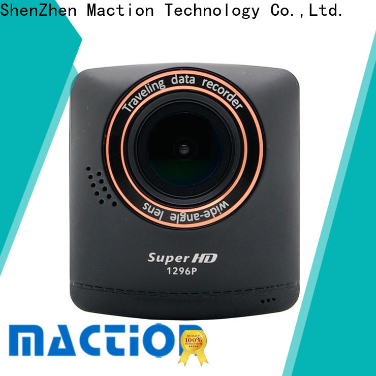 Maction mould dual view dash camera company for car