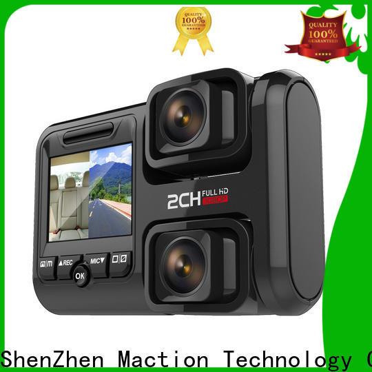 Maction dash 4 camera dash cam Supply for street