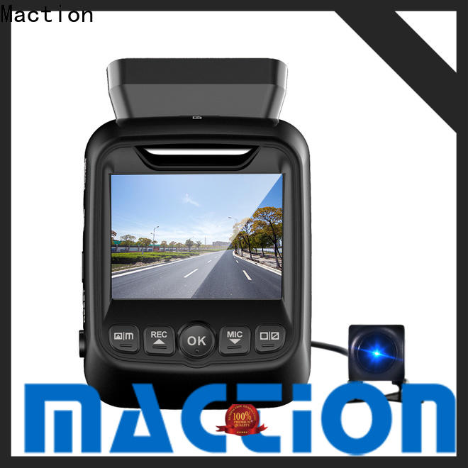 Maction Wholesale front and rear view dash cam Suppliers for park