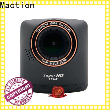 Maction private dash mounted video camera company for street