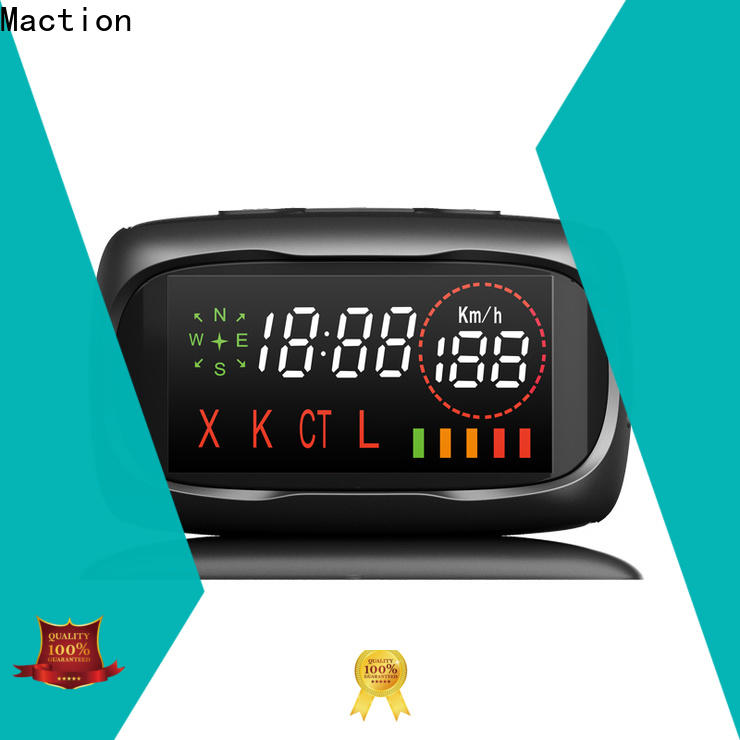 Maction combo best gps tracker for car manufacturers for street