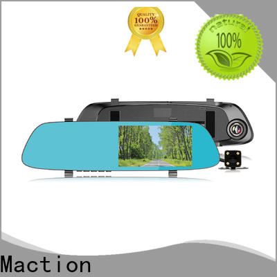 Maction New rearview mirror dvr Supply for home