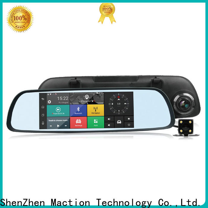 Maction 4g 3g car dvr factory for car