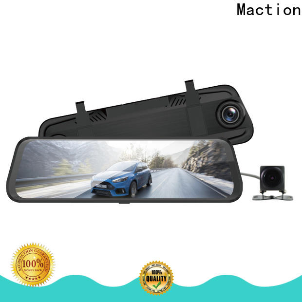 Maction dvr backup camera mirror company for home