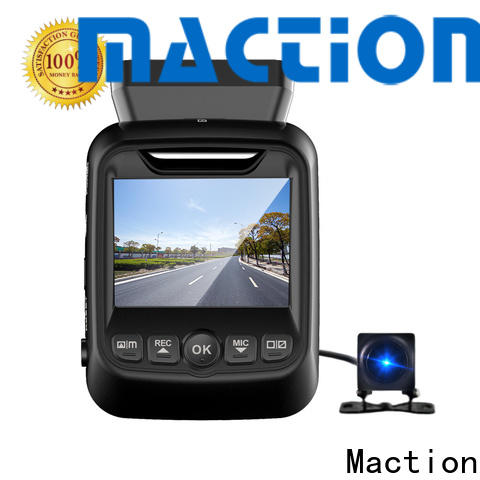 Maction imx portable dash cam company for street