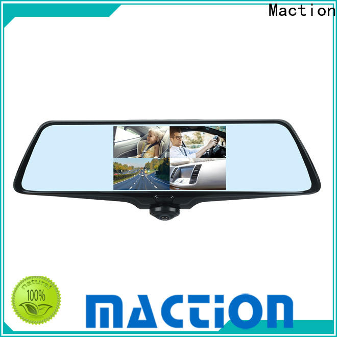 Maction car 360 view dash cam manufacturers for park