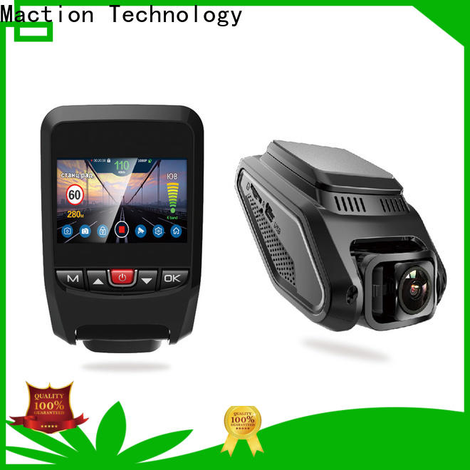 Maction New vehicle tracking device manufacturers for station