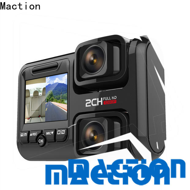 Maction New video dash cam factory for car