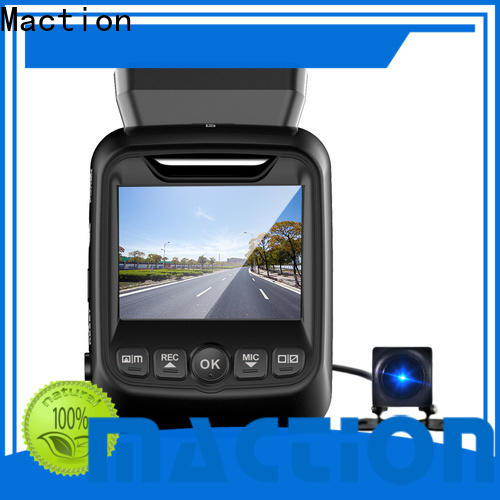 Maction private wireless dash cam factory for car