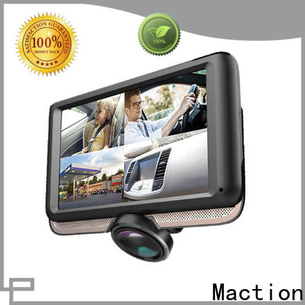 Maction Best 360 view dash cam company for car