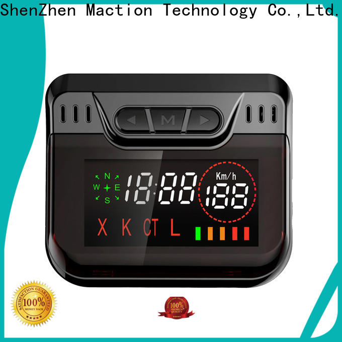 Maction Latest vehicle tracking device manufacturers for car
