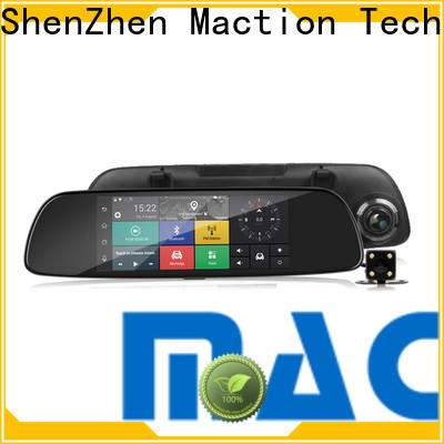 Maction alluminum 3g car dvr factory for car