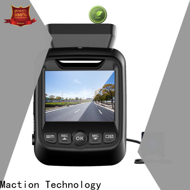 Maction Wholesale car dashboard recorder manufacturers for street