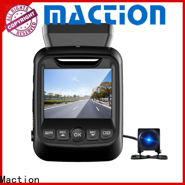 Maction High-quality dash camcorder car factory for park