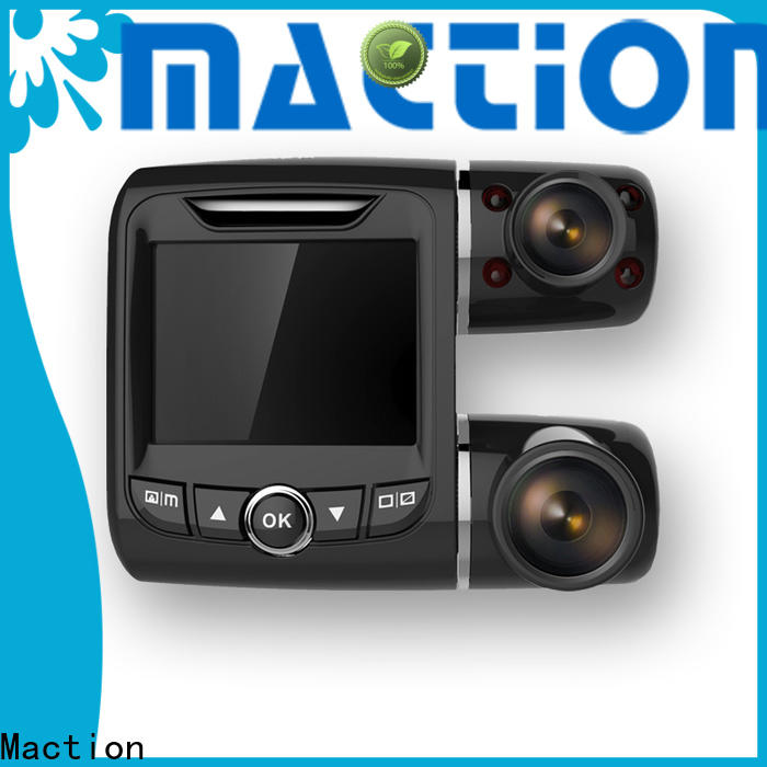 Maction Wholesale dual car camera recorder Supply for car