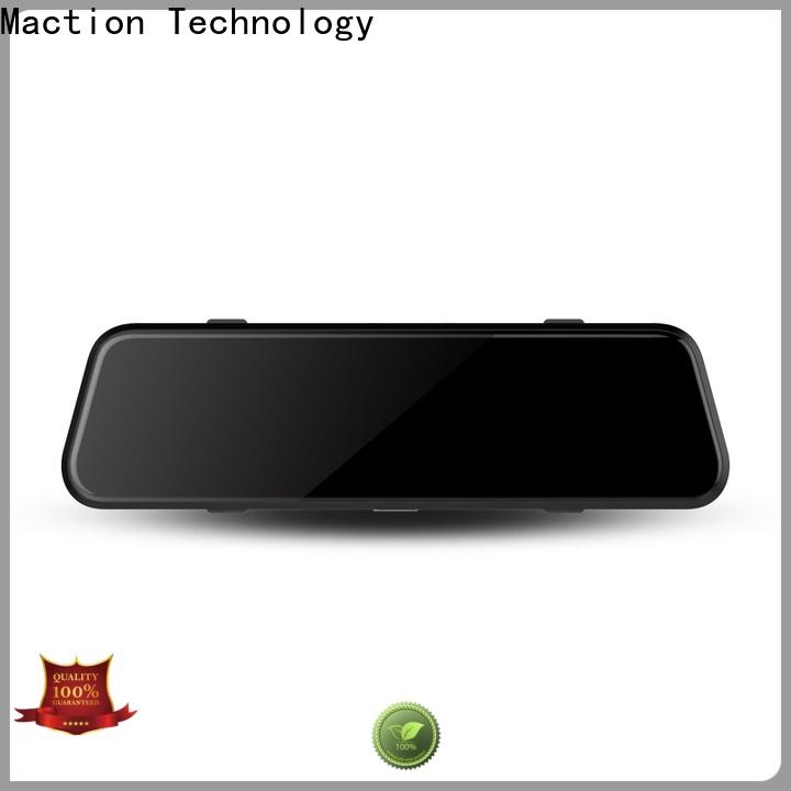 Maction Latest backup camera mirror factory for car