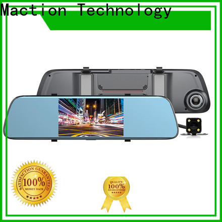 Maction mould rear view mirror camera for business for home