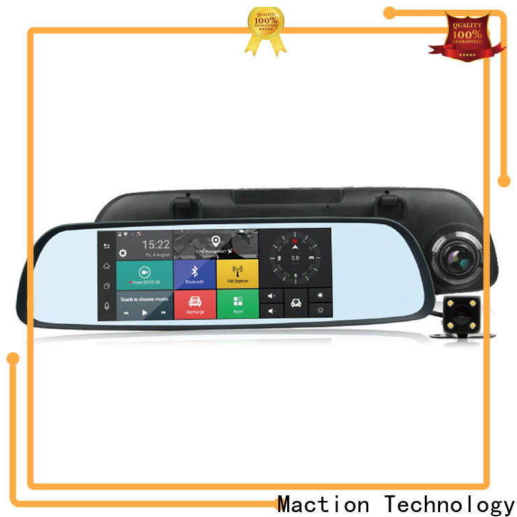 Maction android wifi car camera factory for station