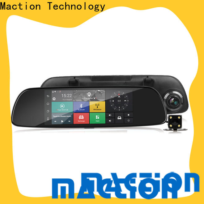 Maction dam wifi dash cam manufacturers for station