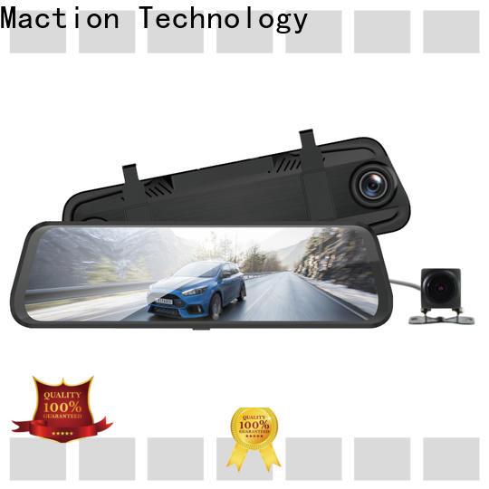Maction lens car mirror camera company for street