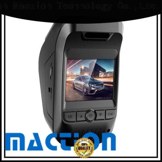 Maction special best dash cam without gps Supply for street