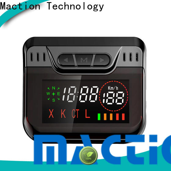 Maction New best gps tracker for car factory