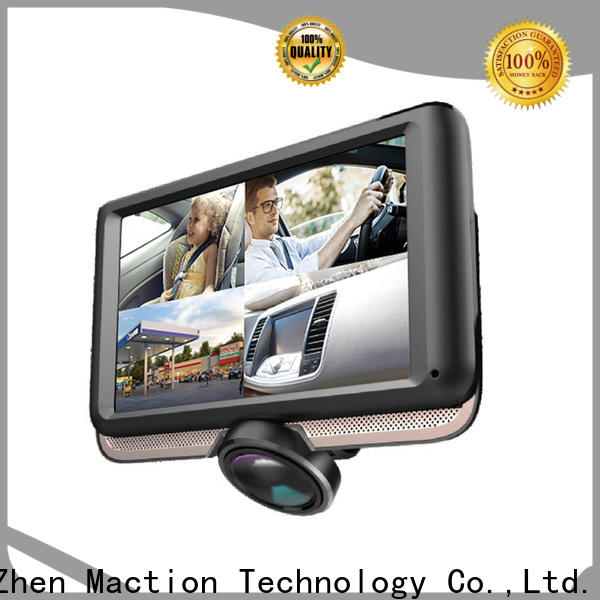 Maction Best dash cam with 360 degree view manufacturers