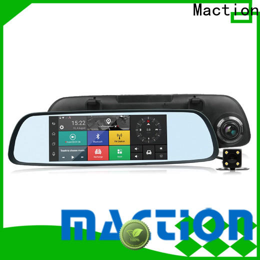 Maction High-quality touch screen dash cam factory
