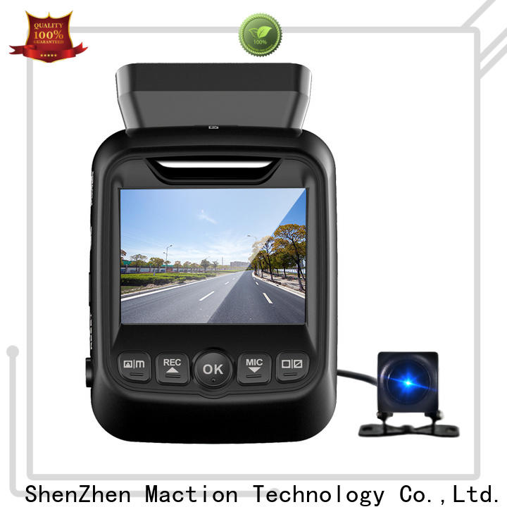 Maction mould top rated car dash camera for business