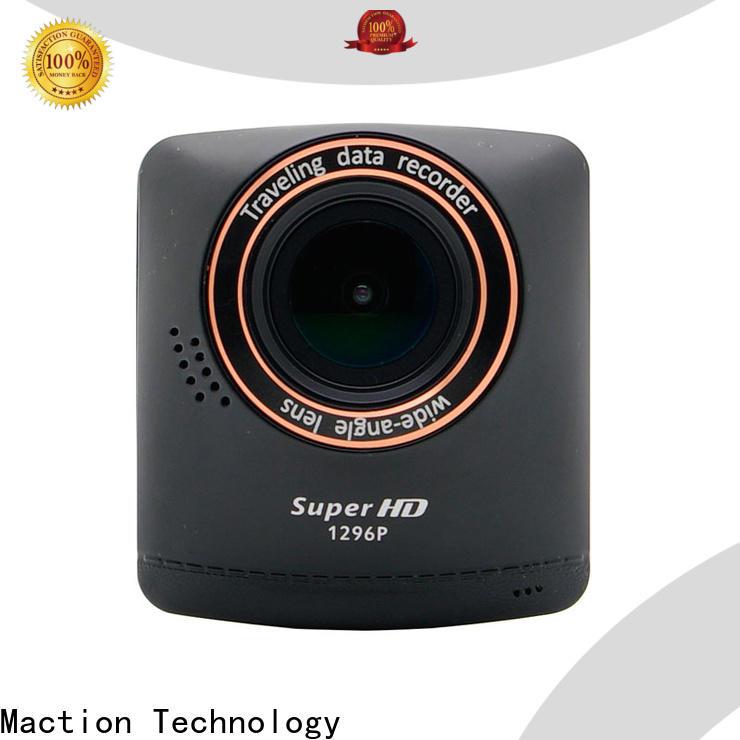 Maction Top dual dashboard camera factory