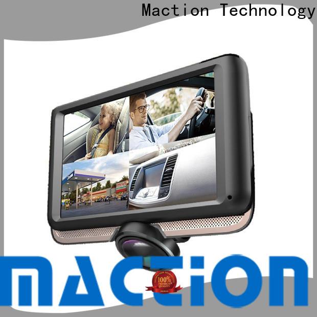 Maction panoramic 360 degree car camera recorder Supply