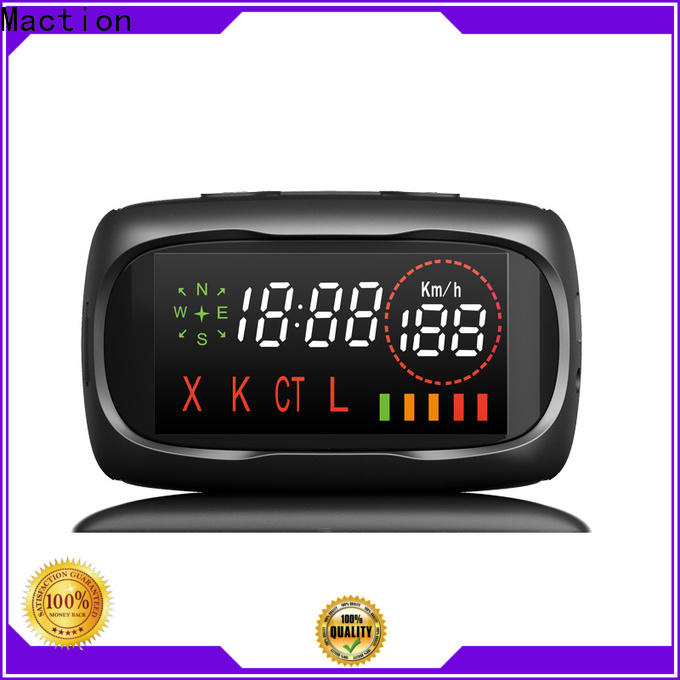 Maction Best gps device for car for business