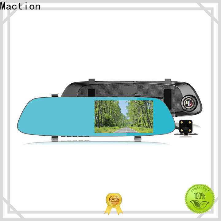 Maction inch car rear view camera for business