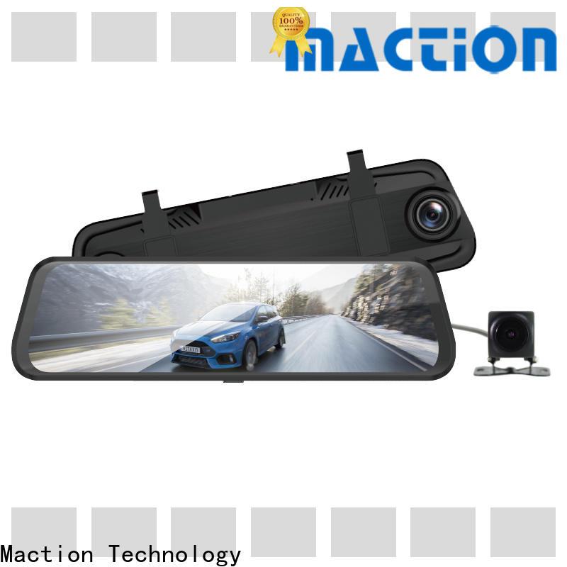 Custom car mirror camera dvr company