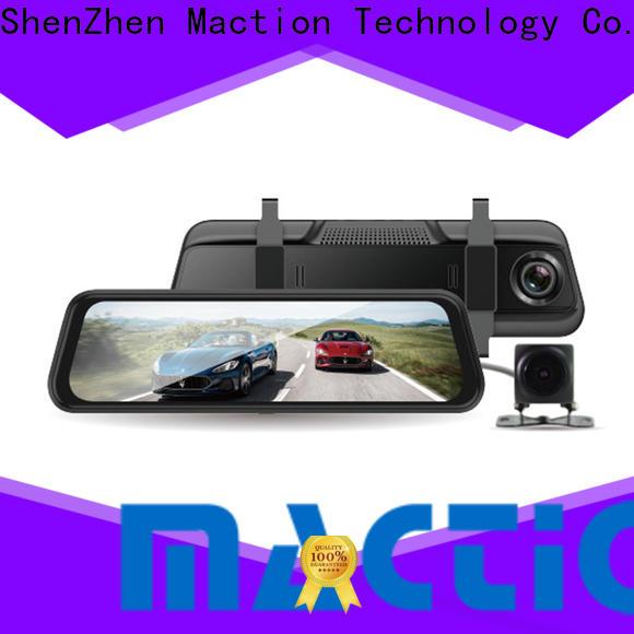 Maction inch rear view mirror dash cam factory