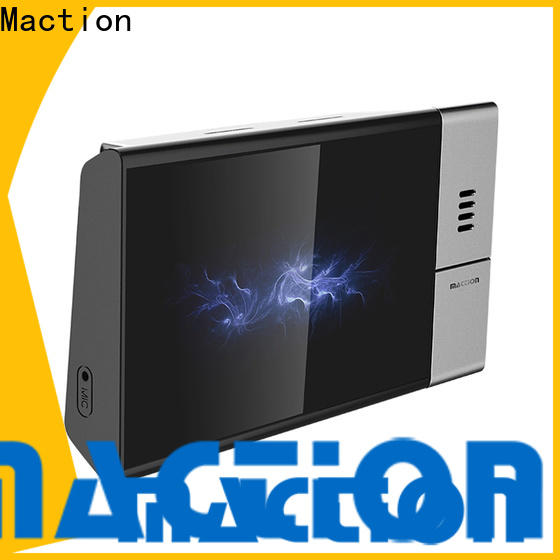Maction New touch screen dash cam manufacturers