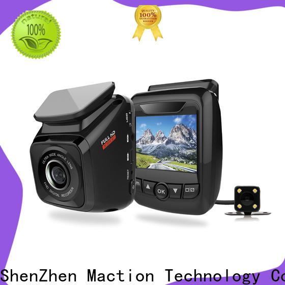 Maction dash smallest dashcam company