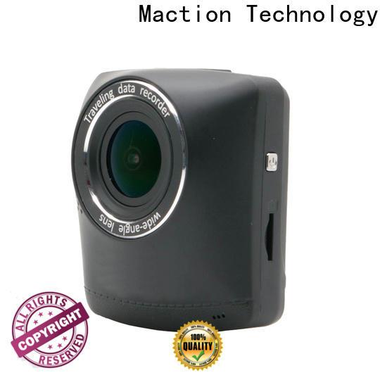 Maction Best 2 camera dash cam company