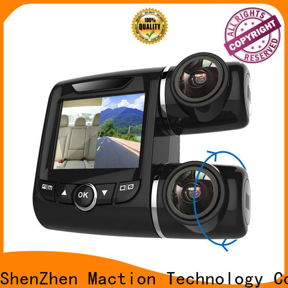 Maction camcar dash video recorder for business