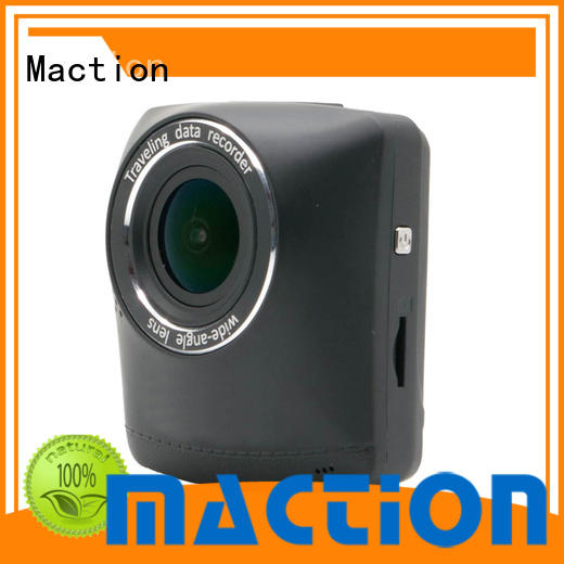 Maction capacitor vehicle camera series for street