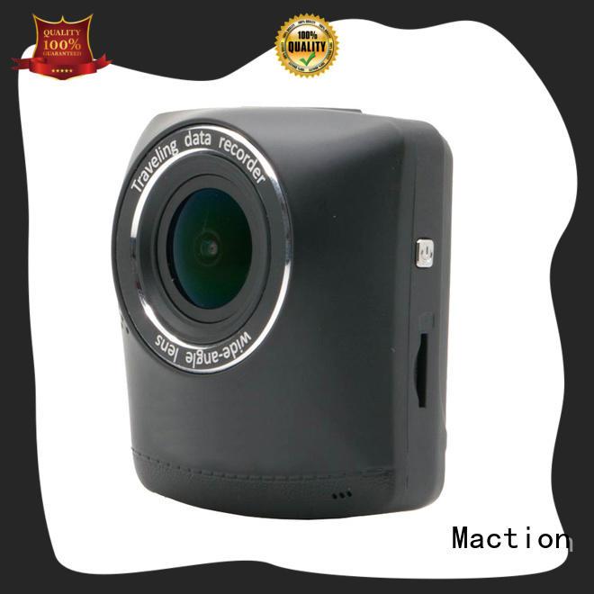 Maction dash vehicle camera manufacturer