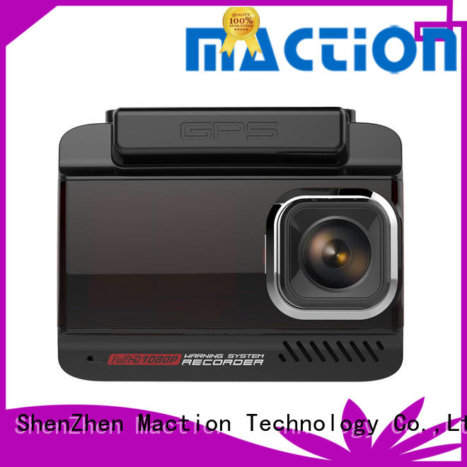 Maction vision hidden gps tracker manufacturers for station