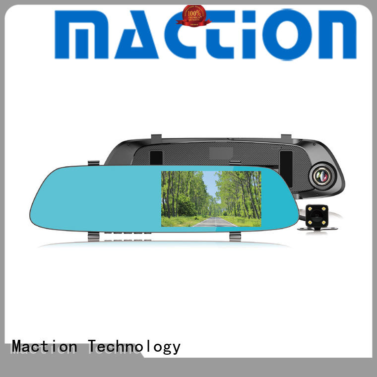 inch backup camera mirror series for street