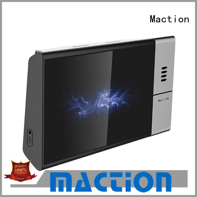 Maction private dual car camera manufacturer for park