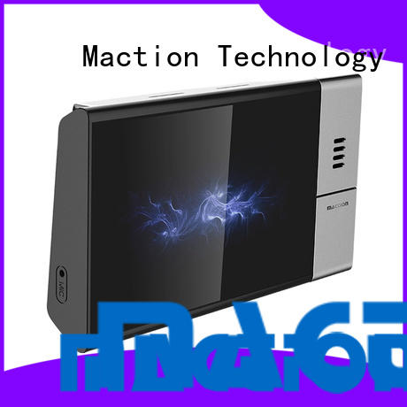 Maction mirror wifi dash cam company for station