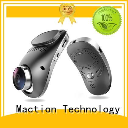 Maction wifi 3g car dvr cam for station